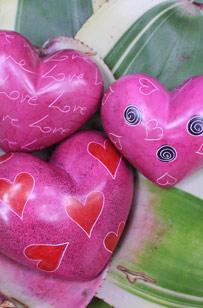 Kisii Stone Hearts